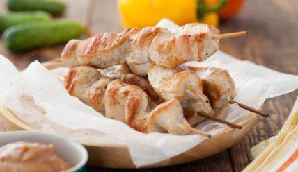 Сочный шашлык из индейки в самом вкусном маринаде