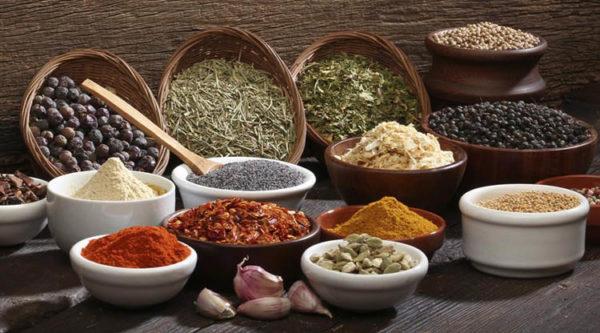Приправы, специи и пряности для мяса